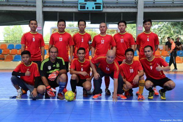 Juara Sport Arena Ketiau Putatan 19 September 2015